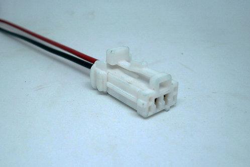 Chicote Plug Conector Luz Cortesia Porta Renault Fluence; Luz Placa Duster