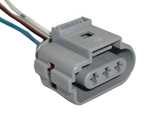 Soquete Plug Conector Sensor Rotação Audi A3