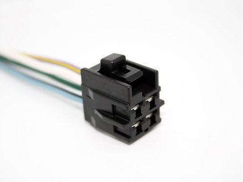 Chicote Conector P/ Resistência Ventilação Interna Hilux Sw4