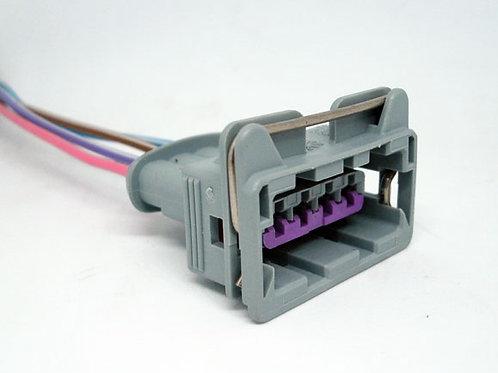 Soquete Plug Conector Bobina De Ignição Peugeot 307