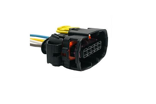 Soquete Plug Conector Sensor Fluxo De Ar Marea