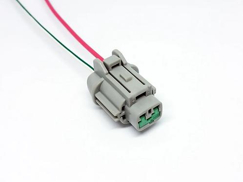 Soquete Plug Conector Luz De Placa Nissan Frontier 08 A 16