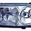 Thumbnail: Chicote Plug Conector Farol Caminhao Scania 124 - S5 V8