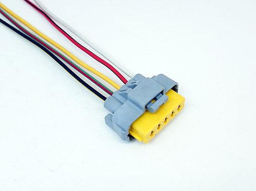 Plug Conector Farol Renault Clio MG3506