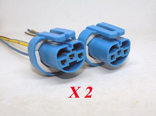 Soquete Plug Conector Lâmpada Hb1 Hb5