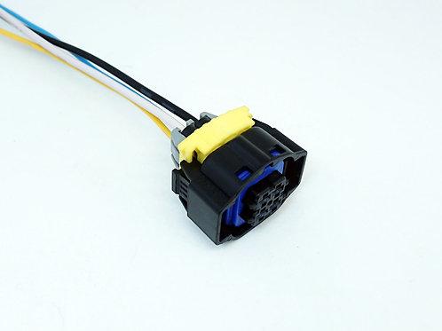 Chicote Conector P/ Bico Injetor Honda New City Wrv Fit