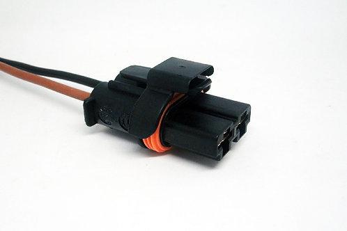 Soquete Plug Conector Resistência Eletroventilador Sandero