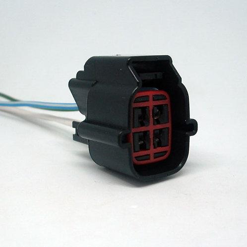 Chicote Plug Conector Pressostato Ar Condicionado Fiesta