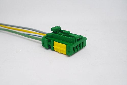 Soquete Plug Conector Interruptor Luz De Freio Peugeot 207