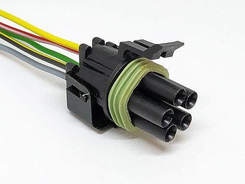 Soquete Plug Conector Farol Vectra Antigo