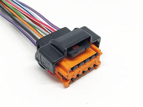 Soquete Plug Conector P/ Farol Renault Master 14 A 18; Citroen C3 2014 em Diante