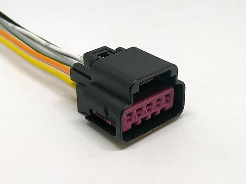Soquete Plug Conector P/ Circuito Lanterna Traseira Ka 08-12 MG3553