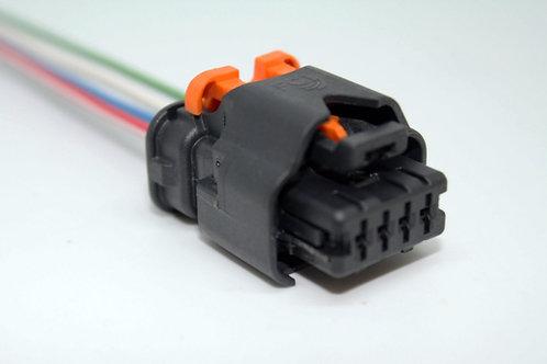 Soquete Plug Conector Lanterna Traseira Renault Fluence