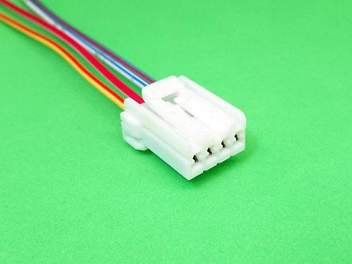 Chicote Plug Conector Lanterna Palio Weekend