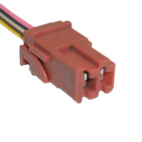Soquete Plug Conector Flange Bomba De Combustível Clio