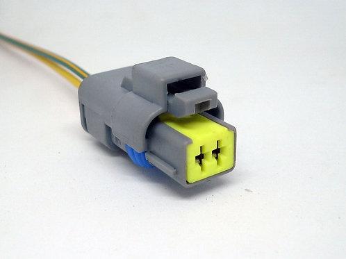 Chicote Plug Conector P/ Sensor De Rotação Peugeot Citroen MG3239C
