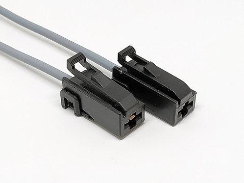 Soquete Plug Conector Resistência Ar Condicionado Palio C/2