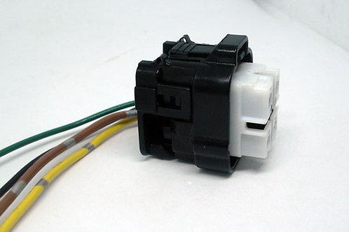Soquete Plug Conector Flange Bomba De Combustível Effa Chana
