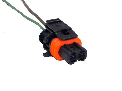 Soquete Plug Conector Sensor Detonação Palio 1.8 Siena1.8
