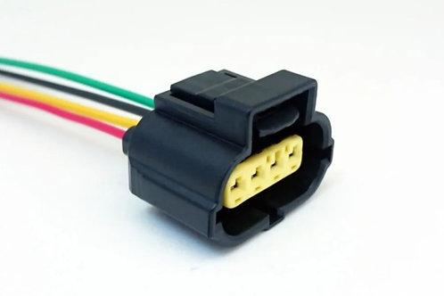 Chicote Plug Conector P/ Sensor Tps Borboleta Toyota Corolla