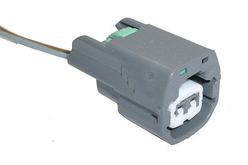 Soquete Plug Conector Para Sensor De Detonação Uno Fire