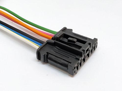Soquete Plug Conector Lanterna Traseira Citroen C3 MG3627