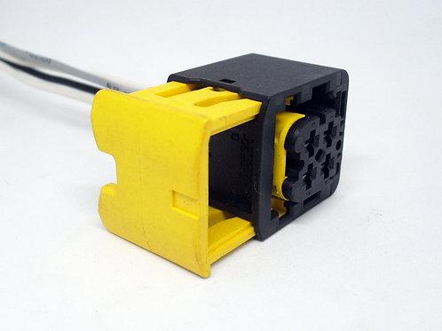 Soquete Plug Conector Caminhões Vw Sensor Nox MG34106