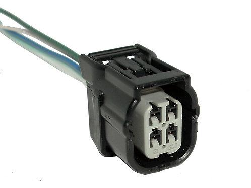 Soquete Plug Conector Para Sonda Lambda Honda Fit City