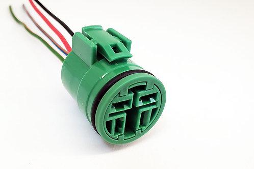 Chicote Plug Conector Redondo Nippondenso Honda Toyota Mitsubish