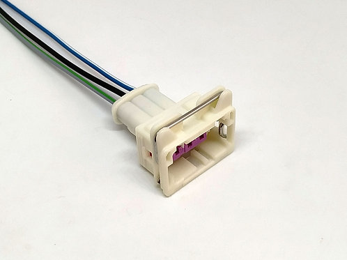 Chicote Plug Conector P/sensor Rotação Peugeot 206 306 97/01