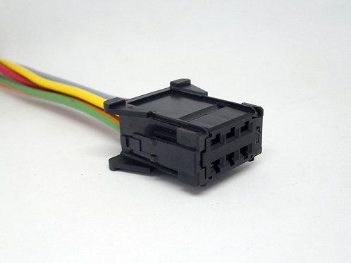 Chicote Plug Conector Resistencia F2098 Ar Condicionado C4 C3 206 MG3639P