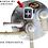 Thumbnail: Soquete Plug Conector Flange Bomba De Combustível Effa Chana