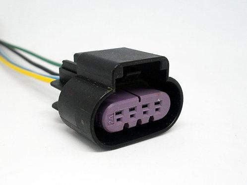 Soquete Plug Conector Farol Captiva MG34116