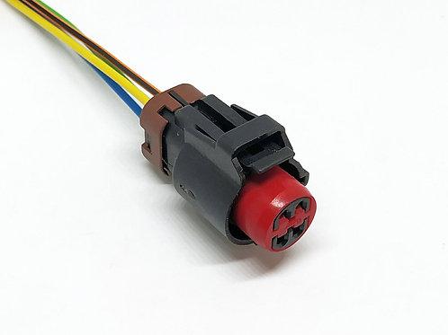 Chicote Plug Conector Pressostato Ar Condicionado Ford F250 F350 MG3461