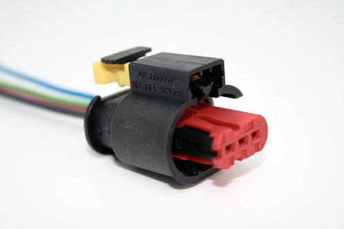 Chicote Plug Conector Bobina De Ignição Fiat 500 MG3385