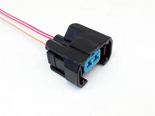 Chicote Plug Conector P/ Bico Injetor Honda Civic Fit Crv