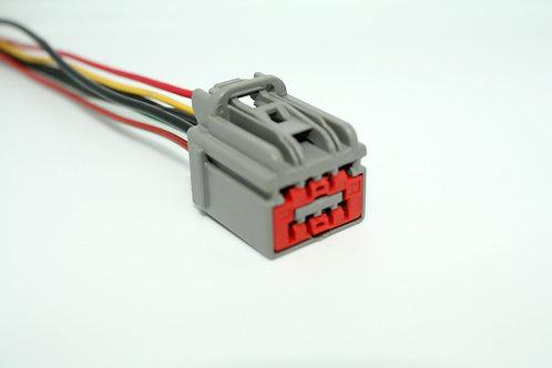 Soquete Plug Conector Botão Usb Dianteiro Renegade MG3834