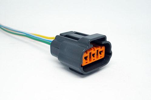 Chicote Plug Conector P/ Válvula Egr L200 E Pajero Outdoor