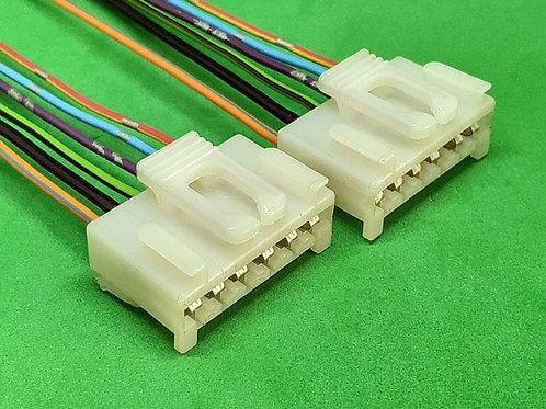 Soquete Conector Lanterna Traseira Palio Attractive Kit C2