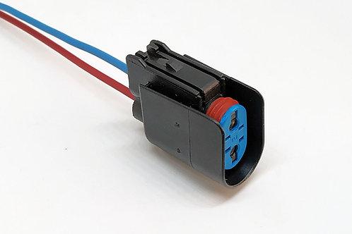 Chicote Plug Conector P/ Sensor Temperatura Externa Focus