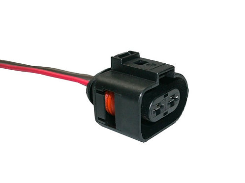 Chicote Conector Ventoinha Radiador Fox 1.6 08 A 16 Sem Ar