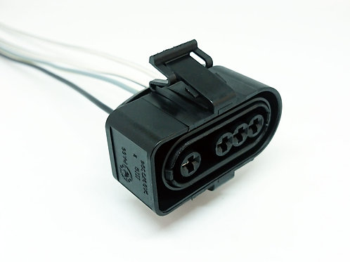 Chicote Plug Conector Sonda Lambda Gol MI 4 Vias
