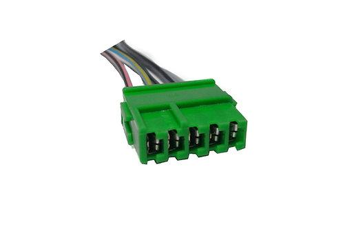 Soquete Plug Conector Interruptor Vidro Elétrico Renault