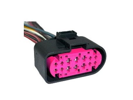 Soquete Plug Conector Farol Xenon Jetta