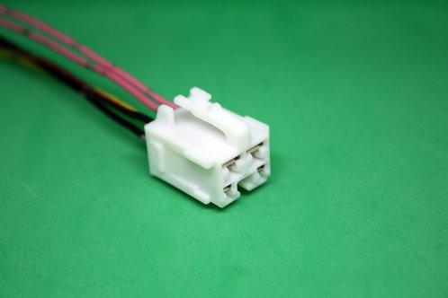 Soquete Plug Conector P/ Interruptor De Freio Hilux Corolla