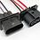 Thumbnail: Soquete Conector Eletroventilador Fox Golf Polo Audi A3 C/2