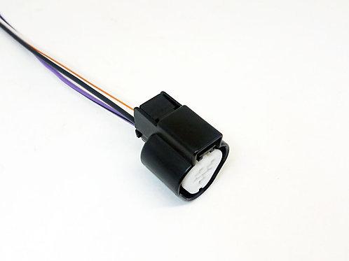 Chicote Plug Conector Sensor De Rotação Mitsubishi L200