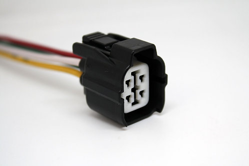 Soquete Plug Conector P/ Sonda Lambda Honda Fit 2008 Em