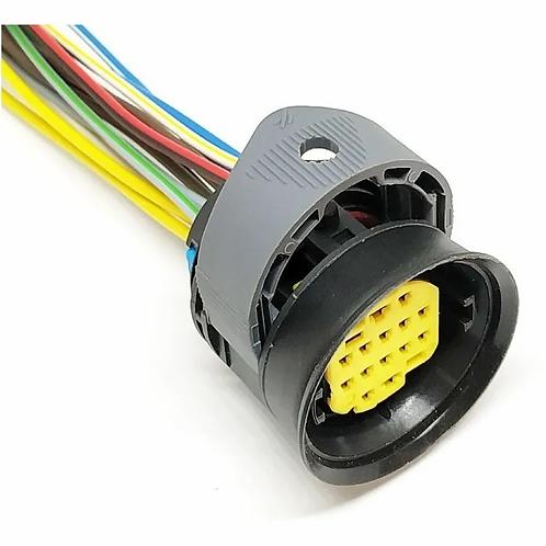 Soquete Plug Conector Farol Fiat Stilo