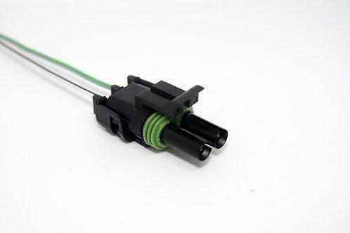 Soquete Plug Conector P/ Interruptor De Ré S10 Blazer